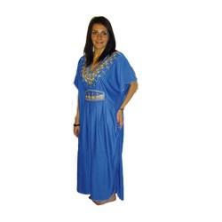 Costume pays bleu