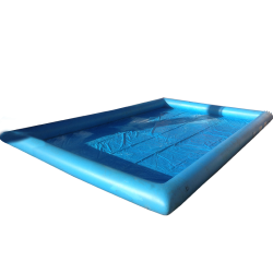Bassin 96 m²