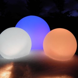 Sphère led diam. 120 cm