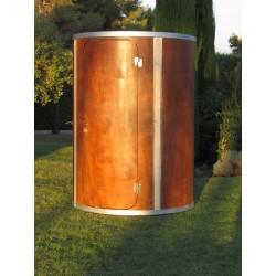Toilettes sèches bois