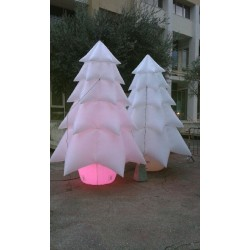Sapin gonflable 3m