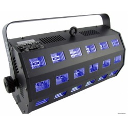 UV led 24 x 3 watts DMX