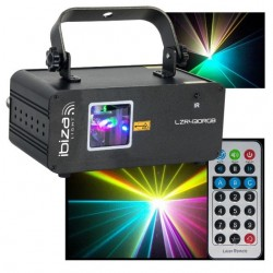 Laser firefly RGB