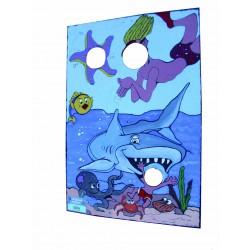 Passe tête requin
