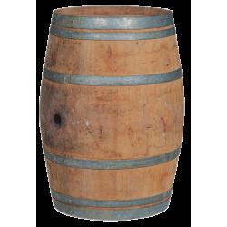 Tonneau barrique en bois