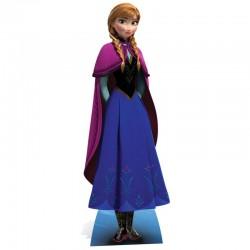 Décor carton Anna La reine...