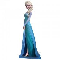 Décor carton Elsa La reine...
