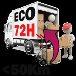 Reprise -50km - ECO 72H