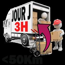 Reprise -50km - JOUR J. 3H