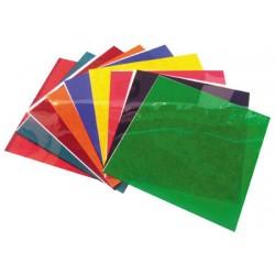 Gélatine, filtres couleur...
