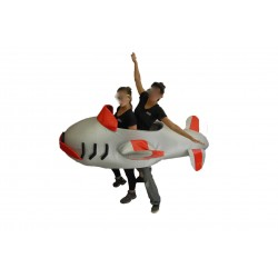 Costume avion 2 pers