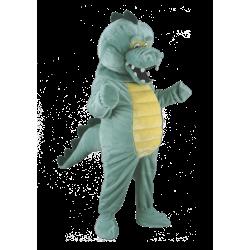 Mascotte crocodile